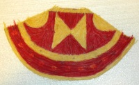 Hawaiian museum: feather cape