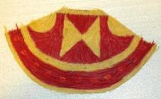 Hawaiian museum: feather cape