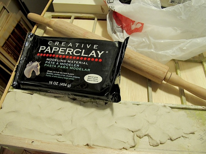 1-paperclay