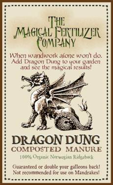 Dragon Dung bag