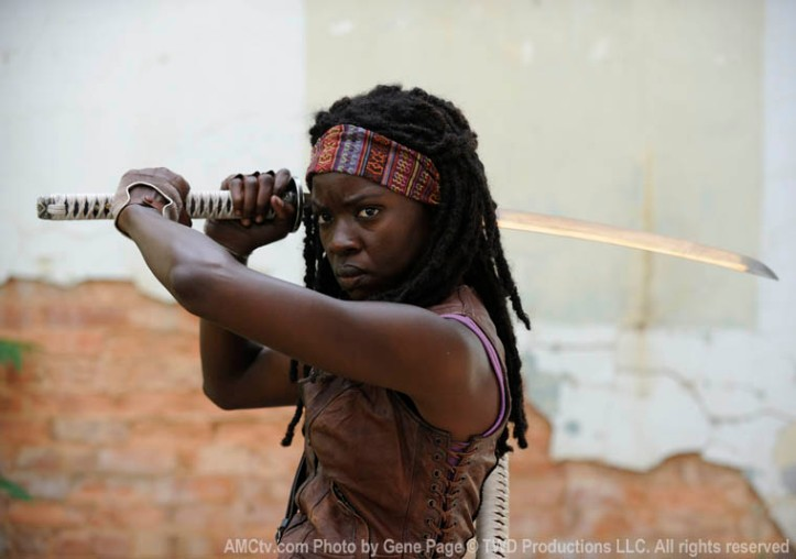 We love Michonne