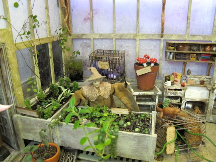 A revised Harry Potter Greenhouse