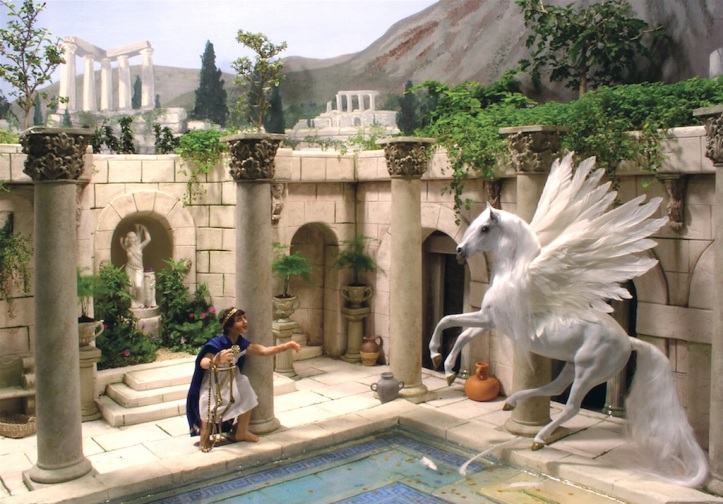 2004 The Fountain of Peirene