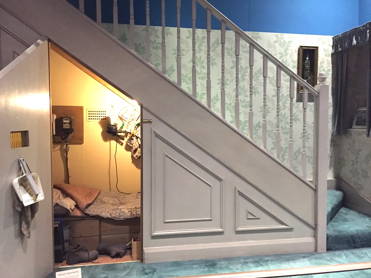 Dream Room The Cupboard Under Stairs Part 1