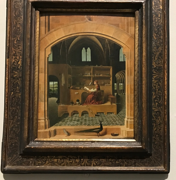 Saint Jerome in his Study1