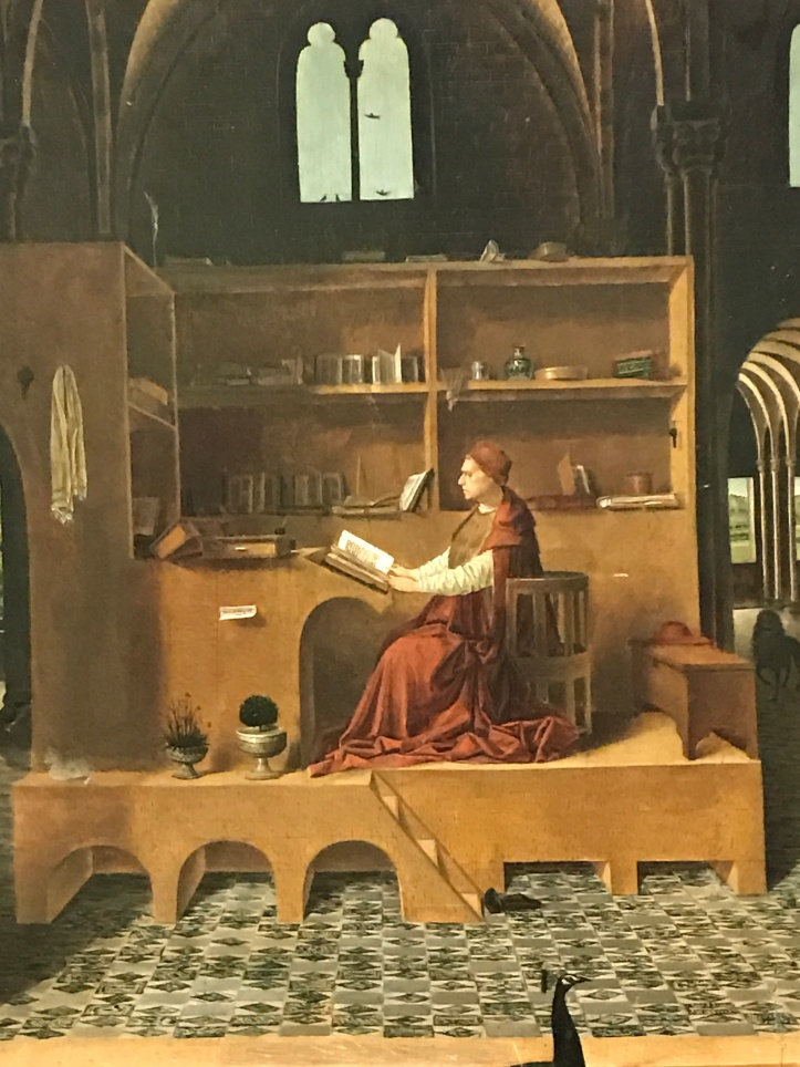 Saint Jerome in his Study2