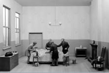 Diorama of Listerian Operation